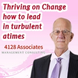 Thriving on Change - how to lead in turbulent times