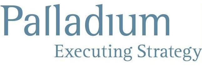Palladium Group, a global management consulting firm, provides a portfolio of services from consulting to education to help clients effectively and efficiently