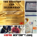 Fascinating being involved as a mentor in the Startup Cup activities in Islamabad