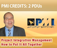 Project Integration Management - How to Put It All Together